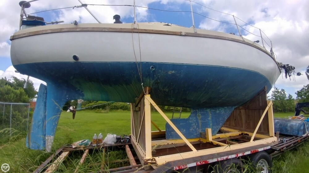 1985 Custom boat for sale, model of the boat is 30' Custom made by owner & Image # 15 of 40