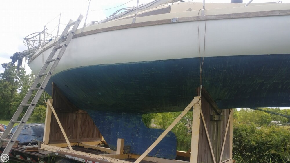 1985 Custom boat for sale, model of the boat is 30' Custom made by owner & Image # 19 of 40