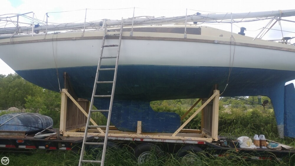 1985 Custom boat for sale, model of the boat is 30' Custom made by owner & Image # 20 of 40