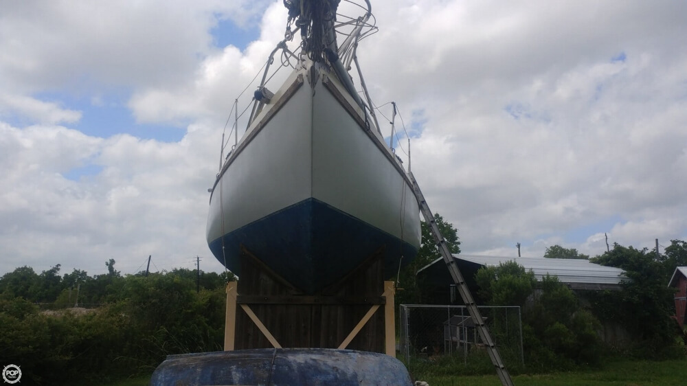 1985 Custom boat for sale, model of the boat is 30' Custom made by owner & Image # 23 of 40