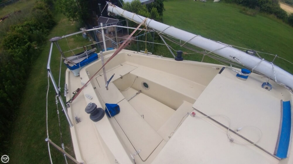 1985 Custom boat for sale, model of the boat is 30' Custom made by owner & Image # 4 of 40