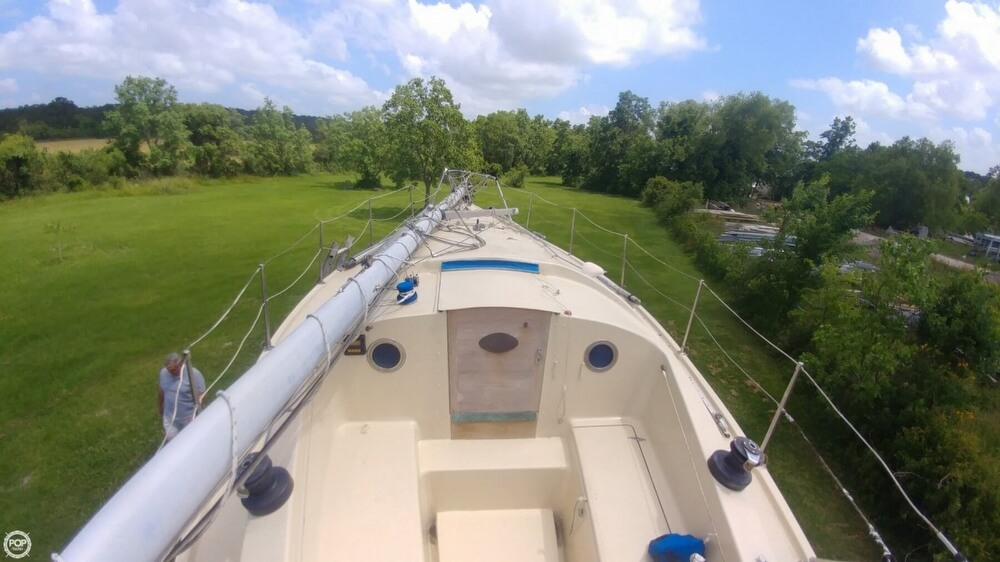 1985 Custom boat for sale, model of the boat is 30' Custom made by owner & Image # 5 of 40