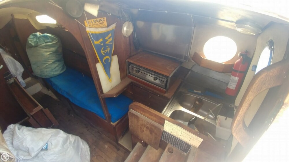 1985 Custom boat for sale, model of the boat is 30' Custom made by owner & Image # 6 of 40