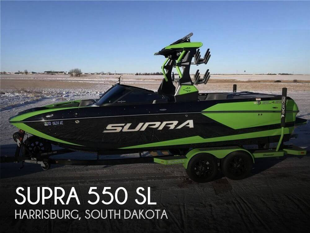 Used Boats For Sale in South Dakota by owner | 2018 Supra 23