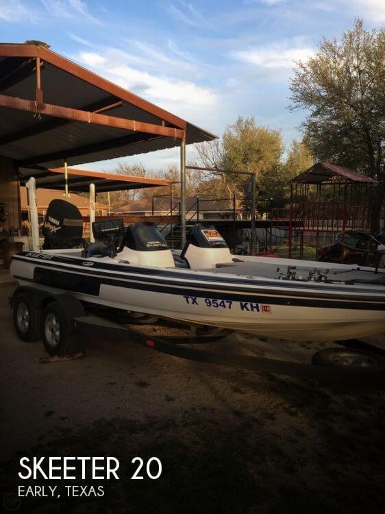 Used Skeeter Boats For Sale in Texas by owner | 2006 Skeeter 20