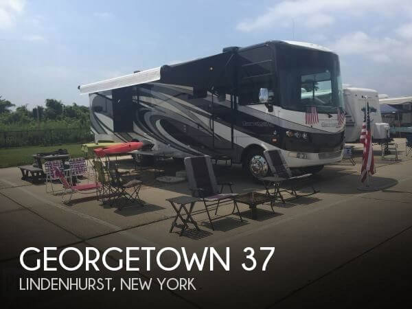 2017 Forest River Georgetown 37