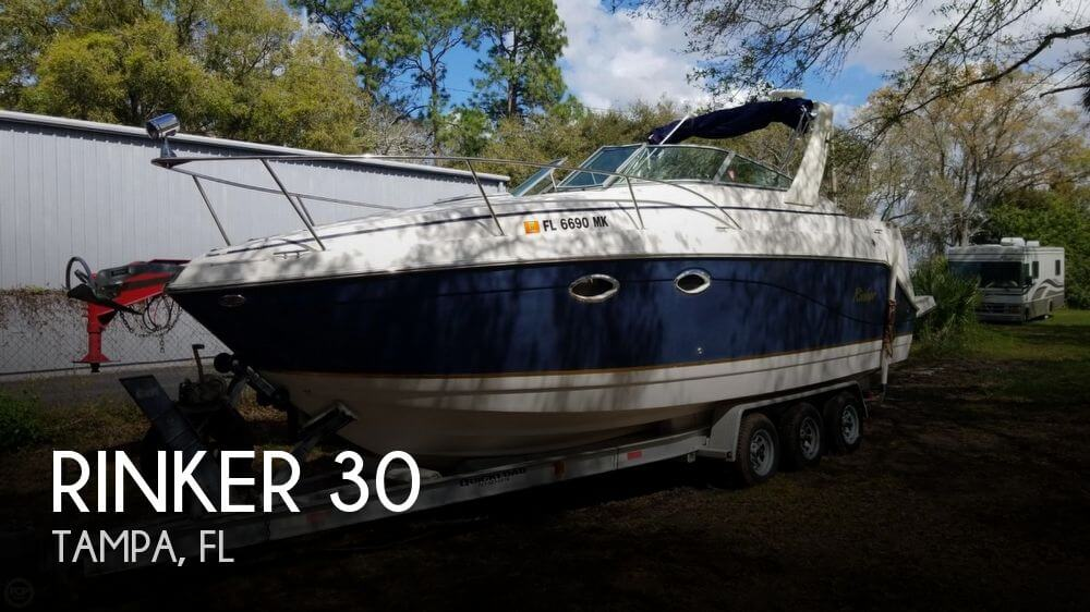 Used Rinker Boats For Sale in Florida by owner | 2004 Rinker 30