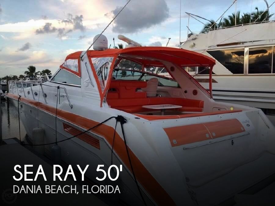 Used Sea Ray Boats For Sale in Florida by owner | 1999 Sea Ray 50