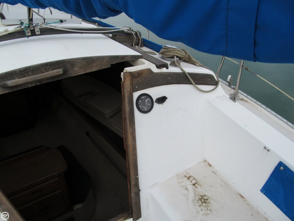 1978 Catalina Yachts boat for sale, model of the boat is 30 & Image # 7 of 41