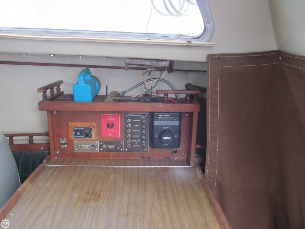 1978 Catalina Yachts boat for sale, model of the boat is 30 & Image # 19 of 41