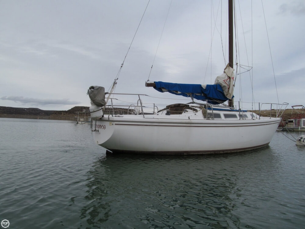 1978 Catalina Yachts boat for sale, model of the boat is 30 & Image # 2 of 41