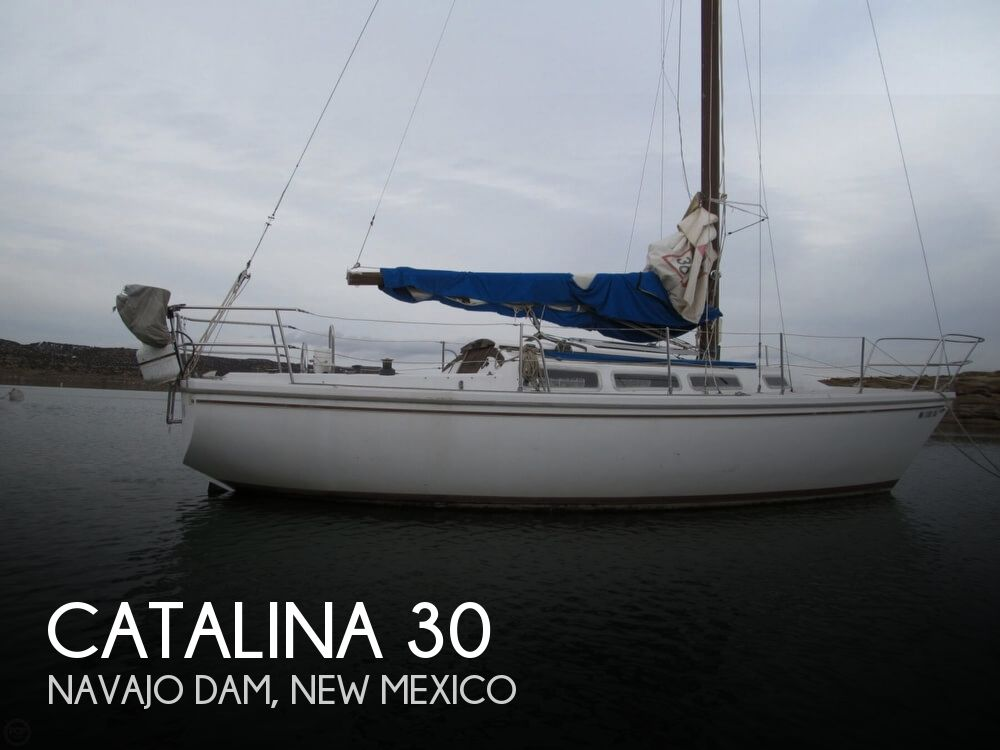 1978 Catalina Yachts boat for sale, model of the boat is 30 & Image # 1 of 41