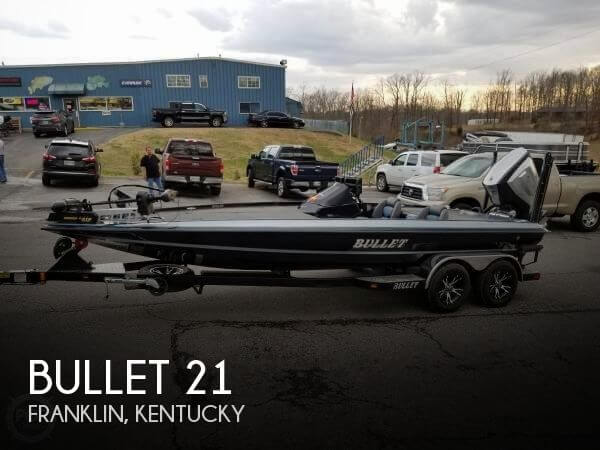 Used BULLET Boats For Sale by owner | 2017 Bullet 21