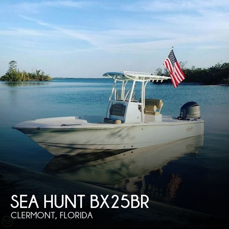 Used Sea Hunt Boats For Sale by owner | 2017 Sea Hunt 25