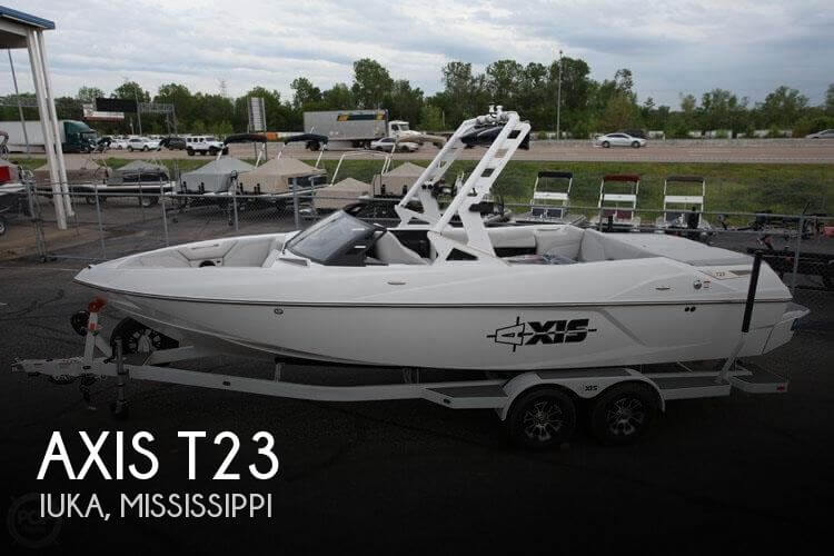 Used Axis Boats For Sale by owner | 2018 Axis T23