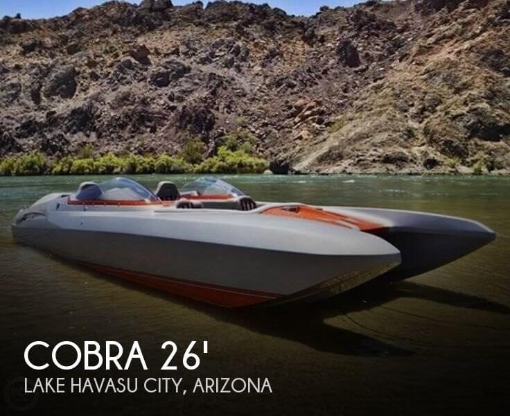 Used Boats For Sale in Arizona by owner | 2016 Cobra 26