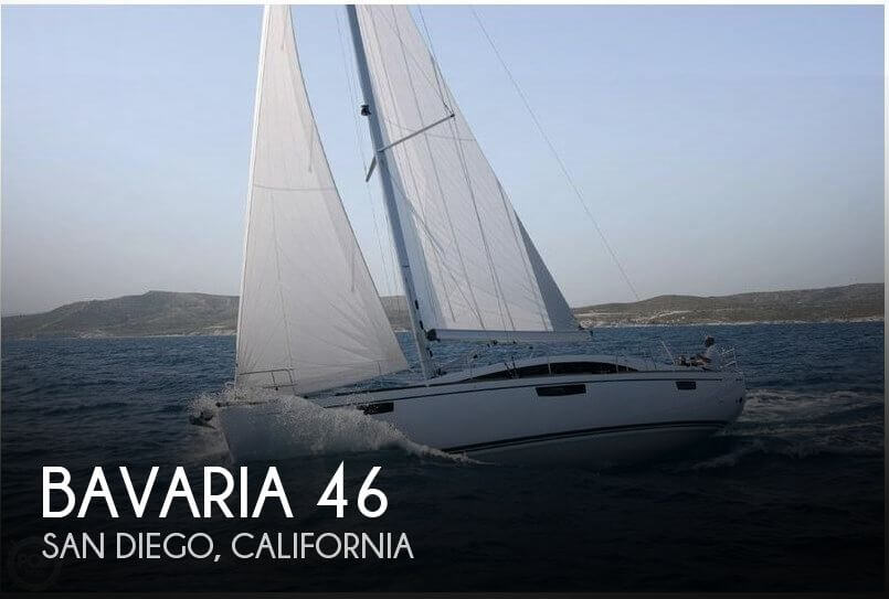 Used Sailboats For Sale in California by owner | 2014 Bavaria 46