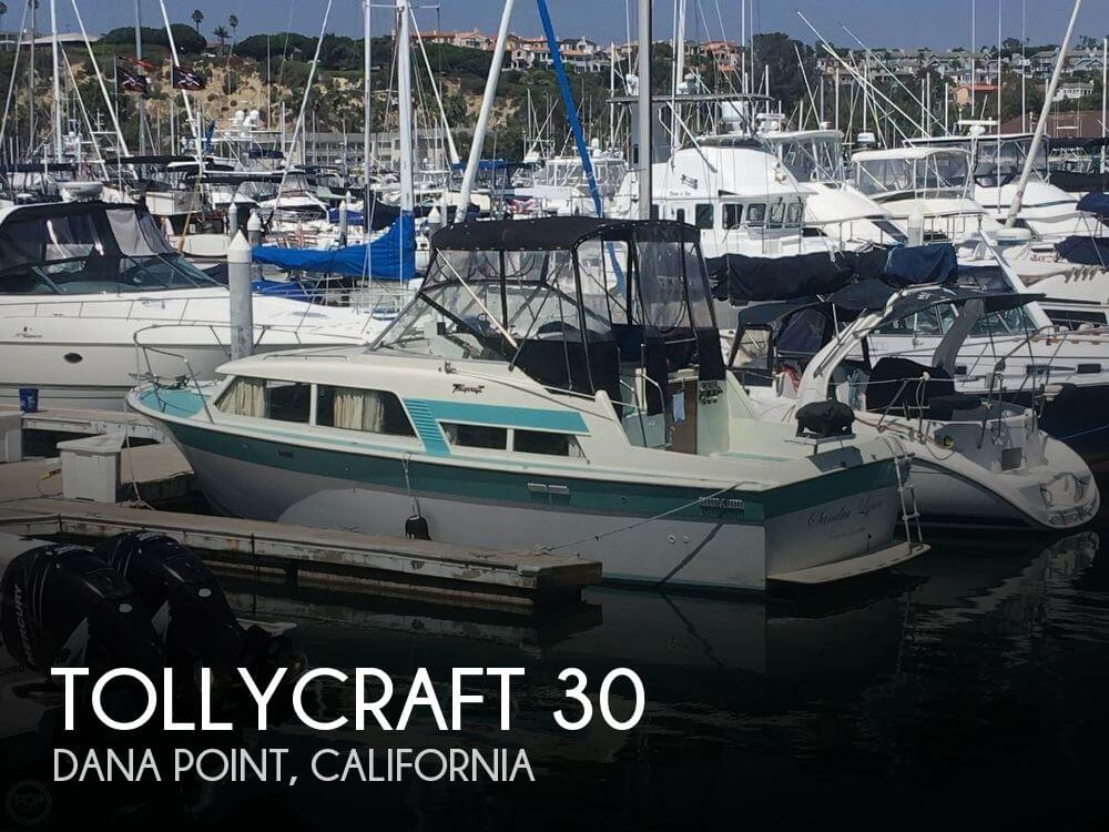 Used Tollycraft Boats For Sale by owner | 1969 Tollycraft 30