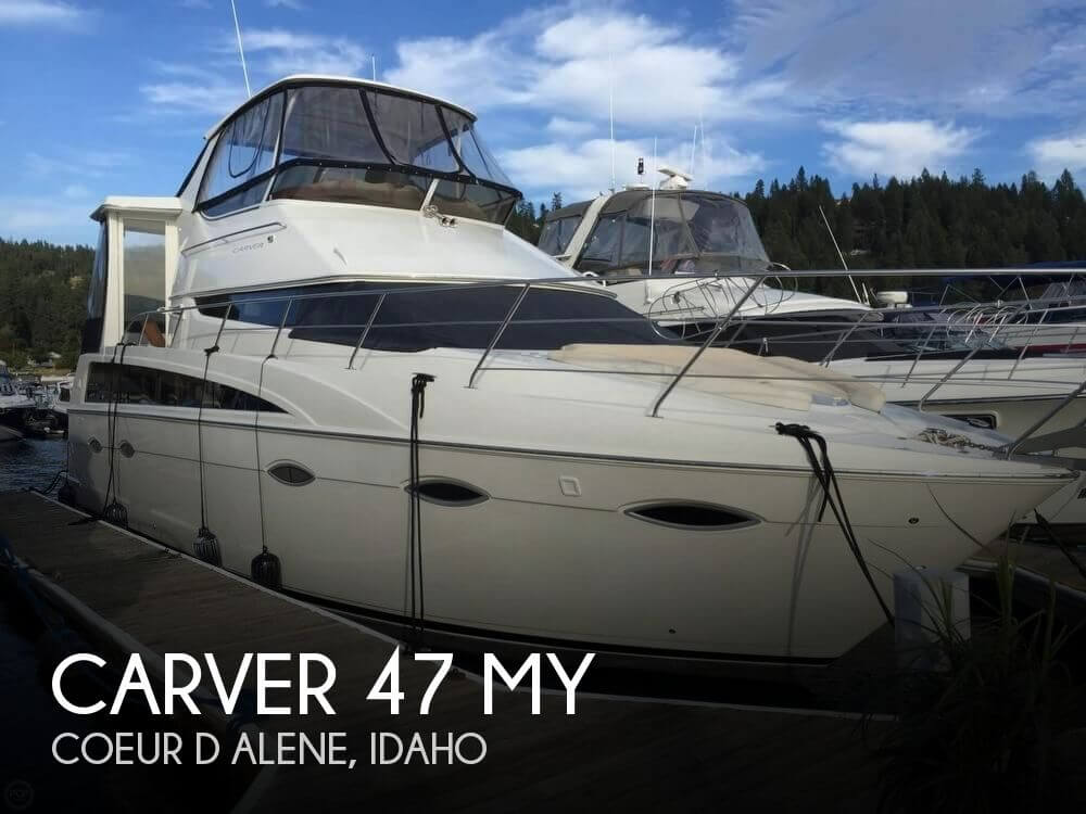 Used Carver Boats For Sale by owner | 2008 Carver 47