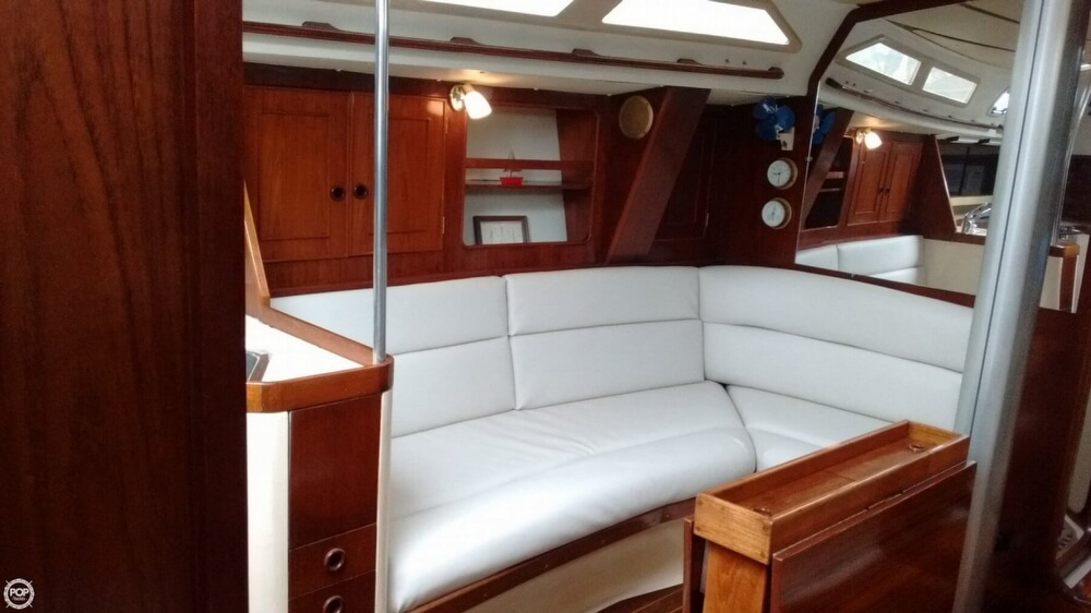 1990 Canadian Sailcraft boat for sale, model of the boat is CS 40 Tall Rig & Image # 5 of 40
