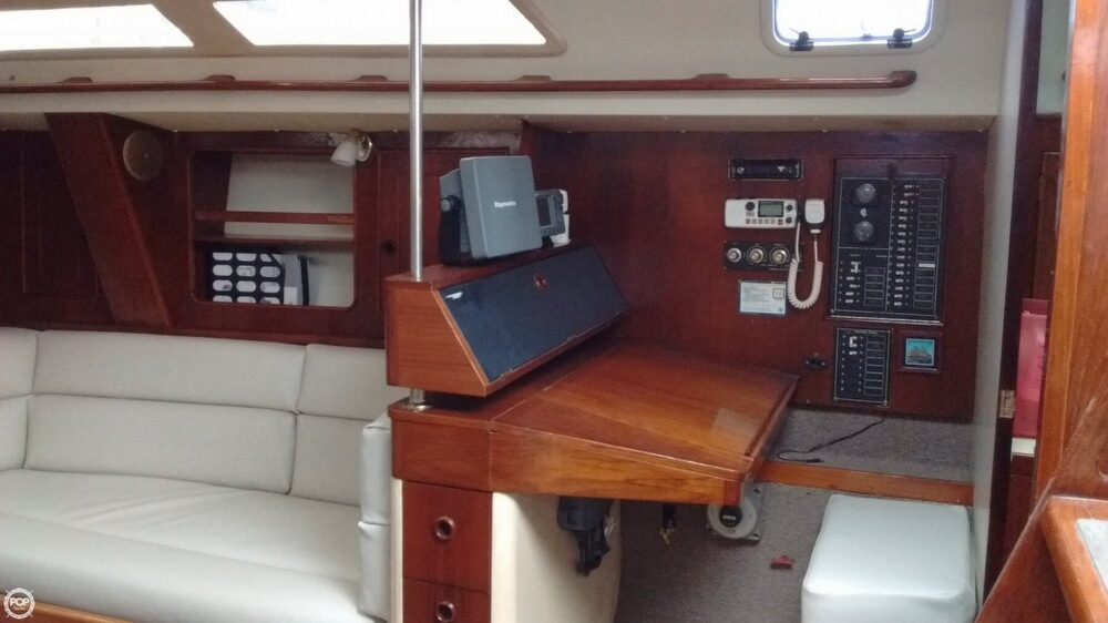 1990 Canadian Sailcraft boat for sale, model of the boat is CS 40 Tall Rig & Image # 7 of 40