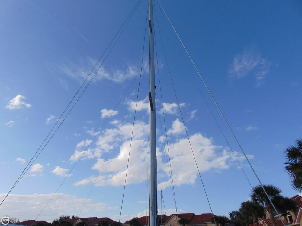 1990 Canadian Sailcraft boat for sale, model of the boat is CS 40 Tall Rig & Image # 27 of 40