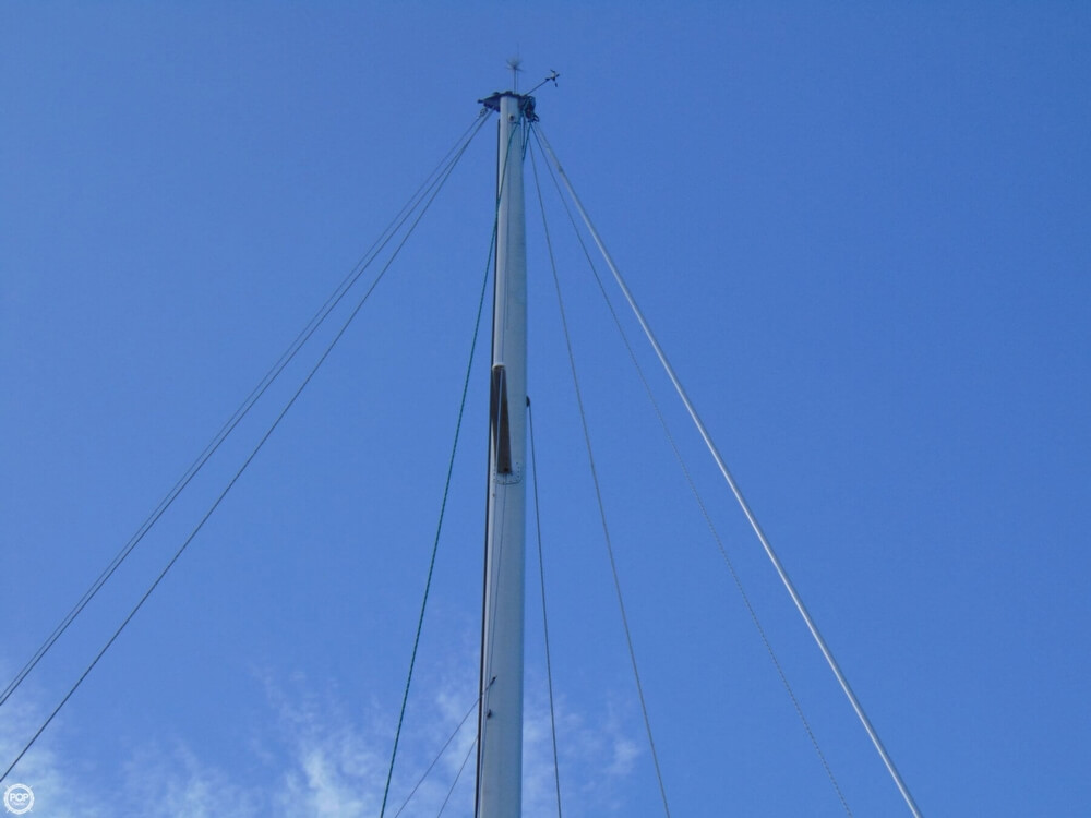 1990 Canadian Sailcraft boat for sale, model of the boat is CS 40 Tall Rig & Image # 28 of 40