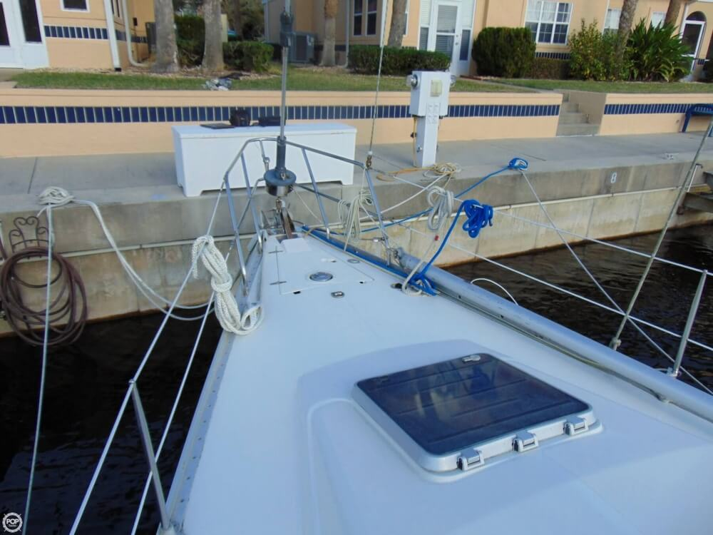 1990 Canadian Sailcraft boat for sale, model of the boat is CS 40 Tall Rig & Image # 35 of 40