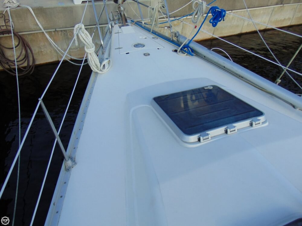 1990 Canadian Sailcraft boat for sale, model of the boat is CS 40 Tall Rig & Image # 36 of 40