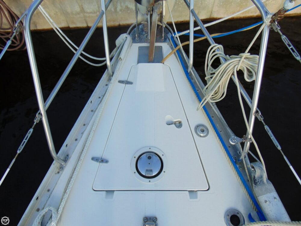 1990 Canadian Sailcraft boat for sale, model of the boat is CS 40 Tall Rig & Image # 37 of 40