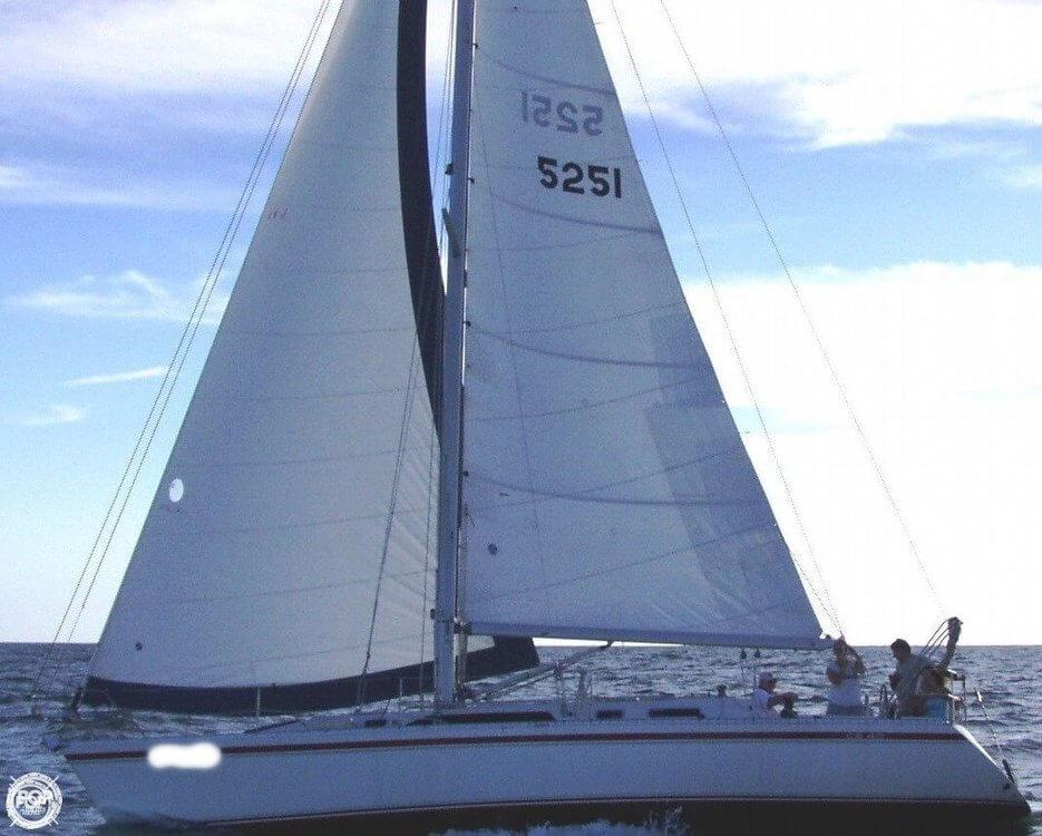 1990 Canadian Sailcraft CS 40 Tall Rig - #$LI_INDEX