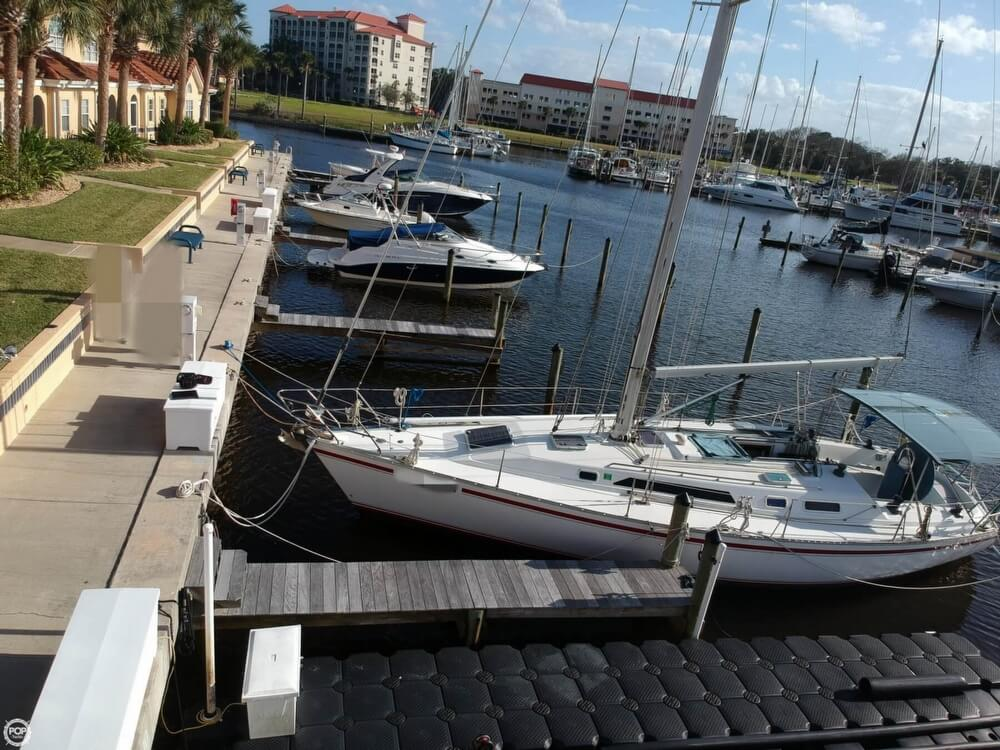 1990 Canadian Sailcraft boat for sale, model of the boat is CS 40 Tall Rig & Image # 15 of 40