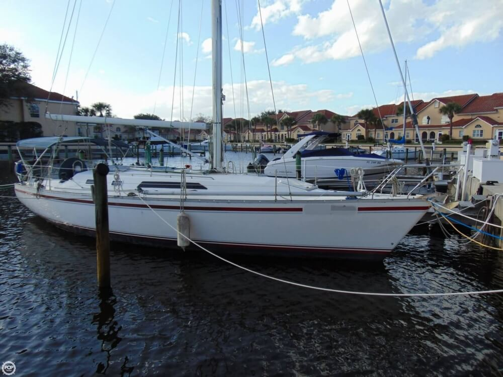 1990 Canadian Sailcraft boat for sale, model of the boat is CS 40 Tall Rig & Image # 25 of 40