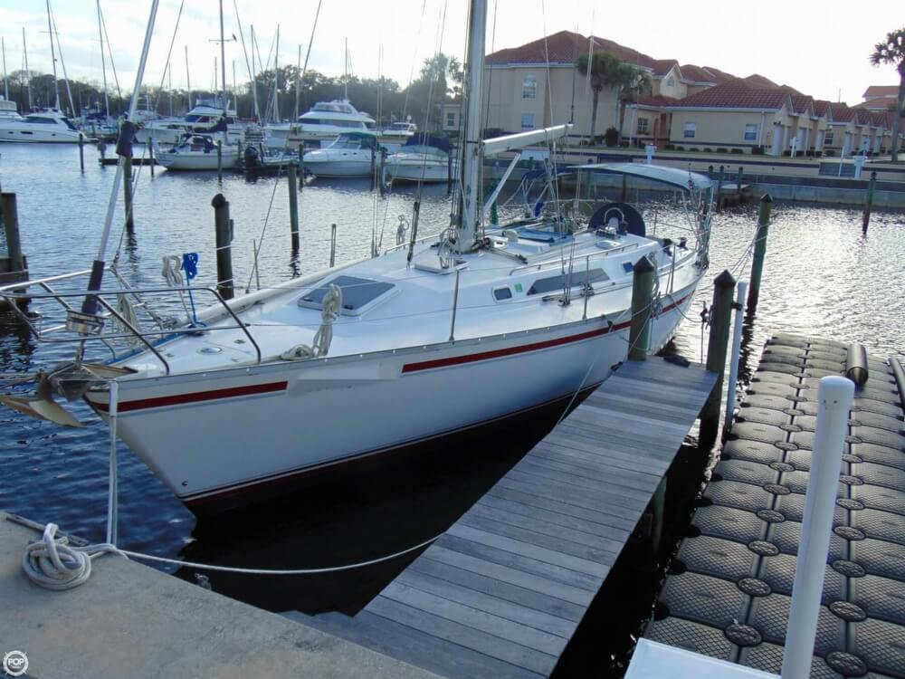1990 Canadian Sailcraft boat for sale, model of the boat is CS 40 Tall Rig & Image # 31 of 40