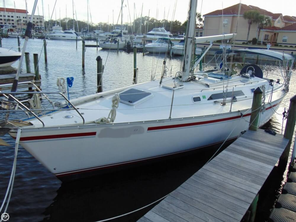 1990 Canadian Sailcraft boat for sale, model of the boat is CS 40 Tall Rig & Image # 33 of 40