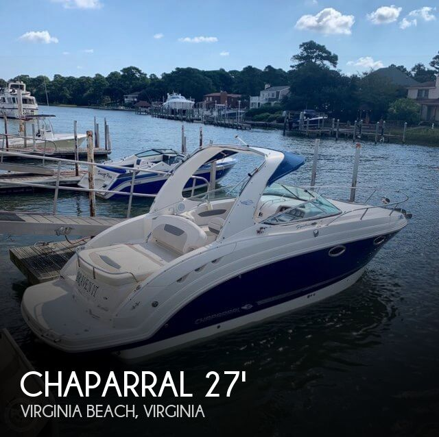 Used Chaparral Boats For Sale in Virginia by owner | 2007 Chaparral 27
