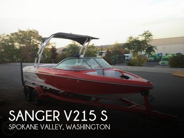 Used Ski Boats For Sale in Washington by owner | 2016 Sanger 21