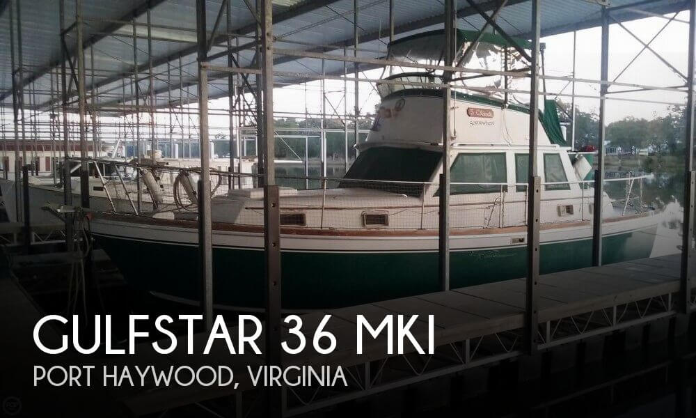 Used Gulfstar Boats For Sale by owner | 1973 Gulfstar 36