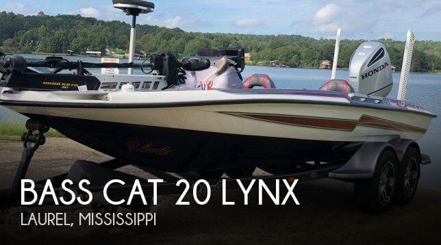 Used Boats For Sale in Mississippi by owner | 2018 Bass Cat 20