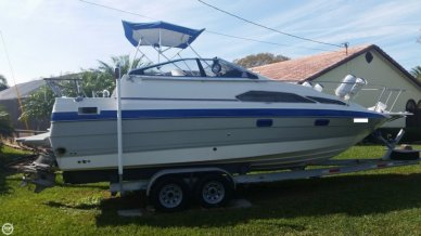Bayliner 2455 Ciera Sunbridge, 23', for sale - $14,650