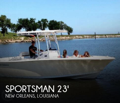 Used Sportsman Boats For Sale by owner | 2014 Sportsman 23