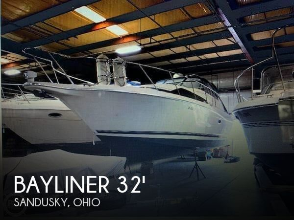 Used Bayliner Boats For Sale in Ohio by owner | 1998 Bayliner 32