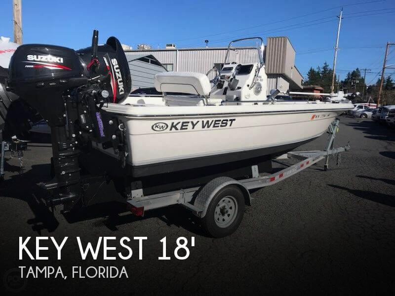 Used Key West Boats For Sale by owner | 2013 Key West 18