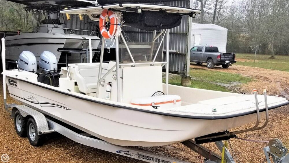Used Carolina Skiff Utility Boats For Sale - Page 1 of 5
