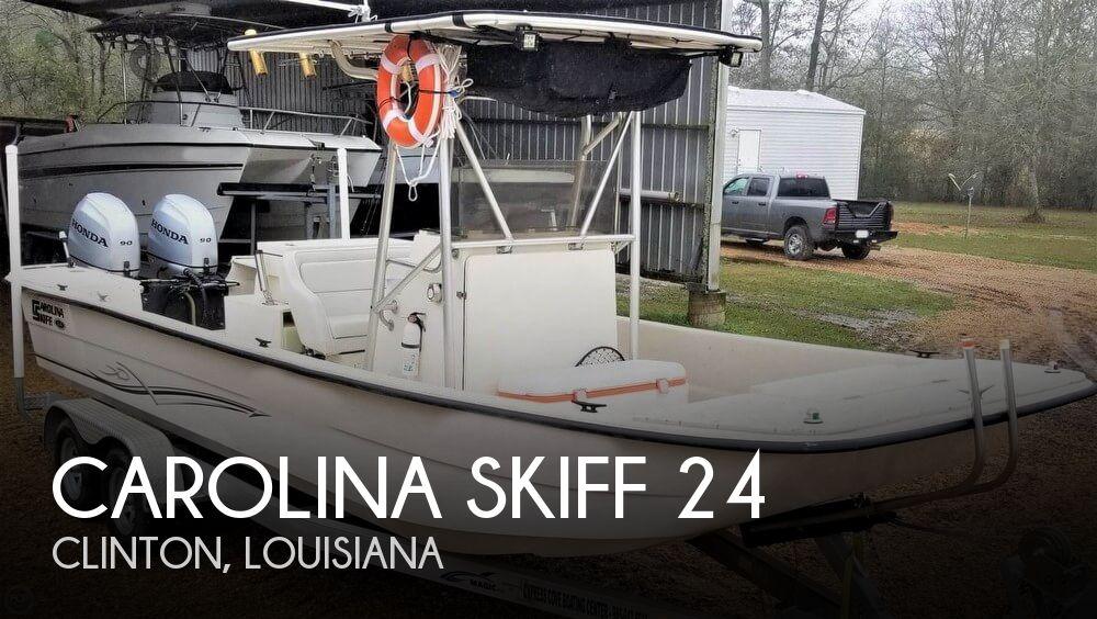 Used Carolina Skiff Boats For Sale by owner | 2019 Carolina Skiff 24