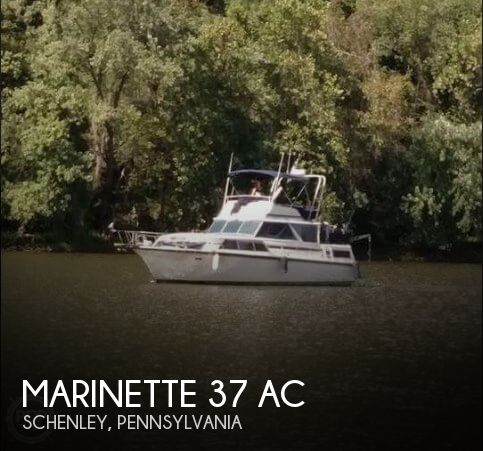 Used Marinette Boats For Sale by owner | 1976 Marinette 37