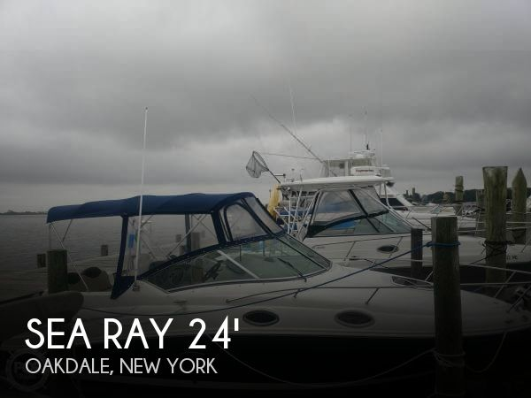 Used Sea Ray 25 Boats For Sale by owner | 2006 Sea Ray 25
