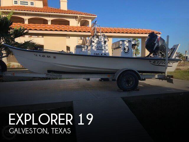Used Explorer Boats For Sale by owner | 2007 Explorer 19