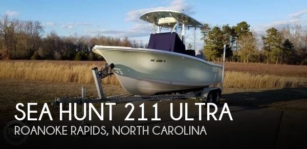 Used Sea Hunt Boats For Sale in North Carolina by owner | 2016 Sea Hunt 21
