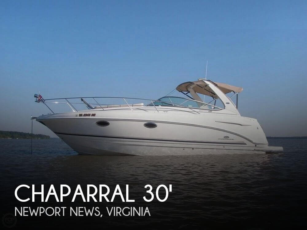 Used Boats For Sale in Richmond, Virginia by owner | 2006 Chaparral 290 Signature